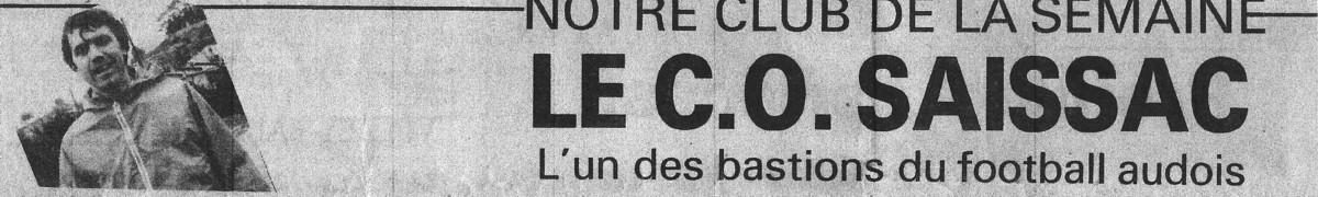 Club de la semaine 1985 3